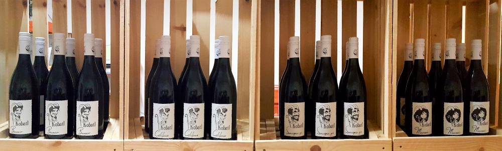 PIWI Weinsorten Kobatl Gangl